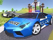 Play Police Car Simulator 3d Game on FOG.COM
