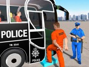 US Police Prisoner Transport