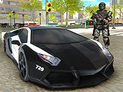 Play Police cop driver simulator Game on FOG.COM