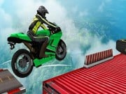 Play Extreme Impossible Bike Track Stunt Challenge 2020 Game on FOG.COM
