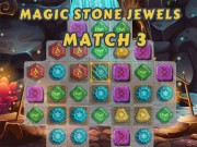 Play Magic Stone Jewels Match 3 Game on FOG.COM