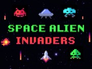 Play Space Alien Invaders Game on FOG.COM