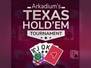 Play Arkadium's Texas Hold'em: Tournament Game on FOG.COM