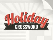 Play Holiday Crossword Game on FOG.COM