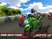 Play Real Moto Bike Race Game Highway 2020 Game on FOG.COM