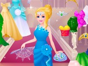Play Cinderella Dress Designer Game on FOG.COM
