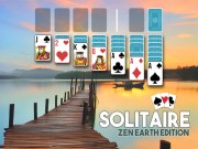 Play Solitaire : zen earth edition Game on FOG.COM