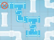 Play Pipes Flood Puzzle Game on FOG.COM