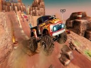 MONSTER Truck Racing : Offroad Driving Simulator