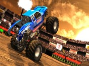 Play Monster Truck Dessert Racing Game 3D 2019 Game on FOG.COM