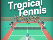 Play Tropical Tennis Game on FOG.COM