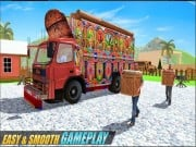 Asian Real Cargo Truck Driver : Offroad Truck Simulator