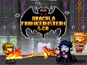 Play Dracula , Frankenstein & Co Game on FOG.COM
