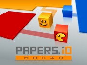 Play Papers.io Mania Game on FOG.COM