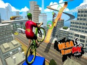Play BMX Rider Impossible Stunt Racing : Bicycle Stunt Game on FOG.COM