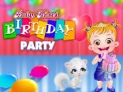 Play Baby Hazel Birthday Party Game on FOG.COM