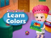 Play Baby Hazel Learn Colors Game on FOG.COM