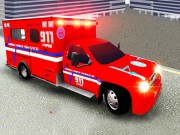 Play City Ambulance Driving Game on FOG.COM