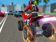Play Extreme ATV Quad Racer Game on FOG.COM