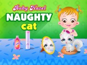 Play Baby Hazel Naughty Cat Game on FOG.COM