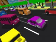 Play Blocky Highway Racing 2019 Game on FOG.COM