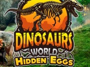 Play Dinosaurs World Hidden Eggs Game on FOG.COM
