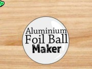 Aluminium Foil Ball Maker