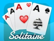 Golf Solitaire: a funny card game