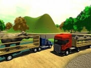 Play Offroad Animal Truck Transport Simulator 2020 Game on FOG.COM