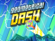 Play Geometrical Dash Game on FOG.COM