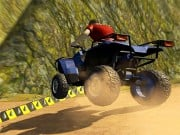 Play ATV Quad Bike Impossible Stunt Game on FOG.COM