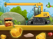 Play Gold Truck Crane Game on FOG.COM