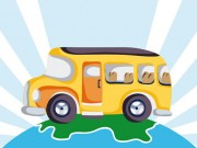 Play School Bus Difference Game on FOG.COM