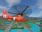 911 Rescue Helicopter Simulation 2020