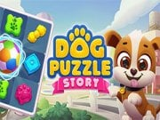 Play Dog Puzzle Story 1 Game on FOG.COM