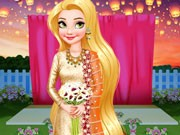 Princess Wedding Theme: Oriental