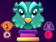 Play Candy And Monsters Game on FOG.COM