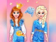 Princesses Cool #Denim Outfits