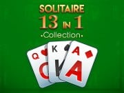 Play Solitaire 13in1 Collection Game on FOG.COM