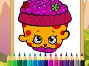 Play Desserts Coloring Game Game on FOG.COM