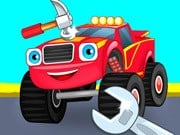 Play Monster Truck Repairing Game on FOG.COM