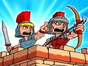 Play Empire Rush Rome Wars Tower Defense Game on FOG.COM