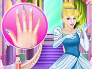 Play Cinderella Banquet Hand Spa Game on FOG.COM