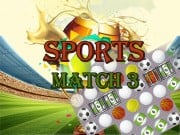 Play Sports Match 3 Deluxe Game on FOG.COM