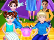 Play Baby Taylor Go Camping Game on FOG.COM