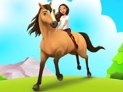 Play Horse Run 3D Game on FOG.COM