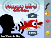 Flappy Bird with Voice