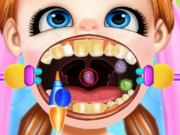 Little Princess Dentist Adventure