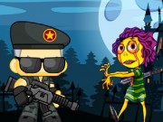 Play Zombie Shooter 2D Game on FOG.COM