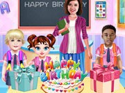 Play Baby Taylor Birthday Surprise Game on FOG.COM